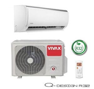 VIVAX COOL INVERTER ACP-12CH35AEQI R32
